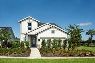 Mcclenaghan - Settler's Landing at Nocatee 40': Ponte Vedra, Florida - David Weekley Homes