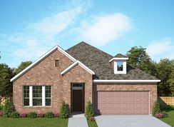 Capella - Gateway Parks Cottages: Forney, Texas - David Weekley Homes
