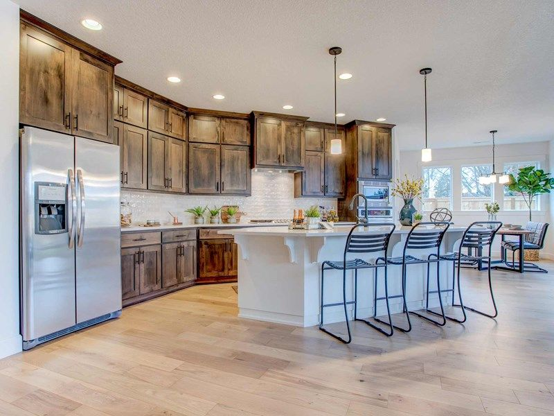 Kitchen featured in the Taggart By David Weekley Homes in Portland-Vancouver, WA