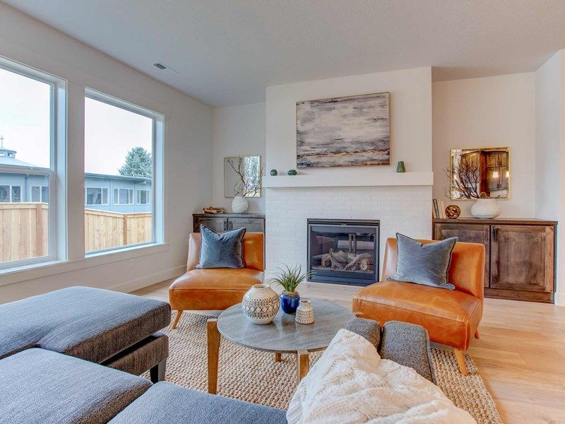 Living Area featured in the Taggart By David Weekley Homes in Portland-Vancouver, WA