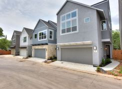 Ainslie - The Enclave at Whitby: San Antonio, Texas - David Weekley Homes