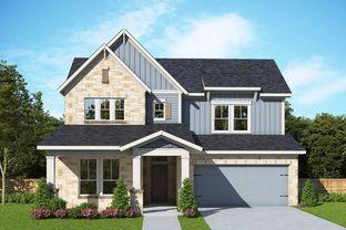 Jewel - Davis Ranch 50': San Antonio, Texas - David Weekley Homes