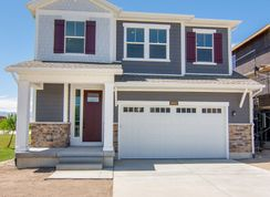 Serramonte - Cedar Canyon: Cedar Hills, Utah - David Weekley Homes