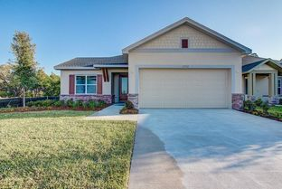 Waddle - North River Ranch - Cottage Series: Parrish, Florida - David Weekley Homes
