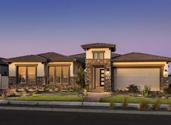 Azalea - Harvest - Orchard Collection: Queen Creek, Arizona - David Weekley Homes