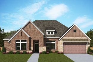 Steel - Harvest Orchard Classic: Argyle, Texas - David Weekley Homes