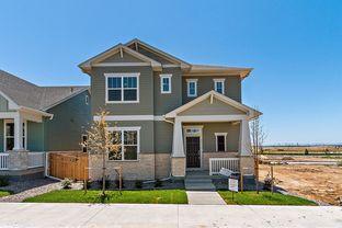 Madera - Painted Prairie: Aurora, Colorado - David Weekley Homes