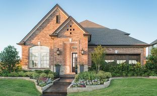 Mustang Lakes - Classic Series by David Weekley Homes in Dallas Texas