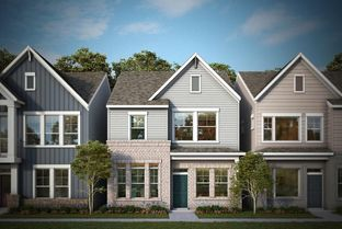 Richmond - Edgewater in the River District: Fort Worth, Texas - David Weekley Homes