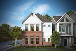 Weldon - Edgewater in the River District: Fort Worth, Texas - David Weekley Homes