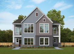 Lancaster - Edgewater in the River District: Fort Worth, Texas - David Weekley Homes