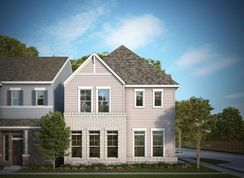 Juniper - Edgewater in the River District: Fort Worth, Texas - David Weekley Homes
