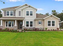 Risley - Deer Run Preserve: Lutz, Florida - David Weekley Homes
