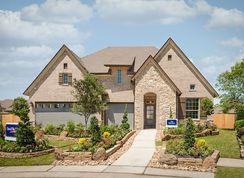 Birkshire - The Meadows at Imperial Oaks: Conroe, Texas - David Weekley Homes