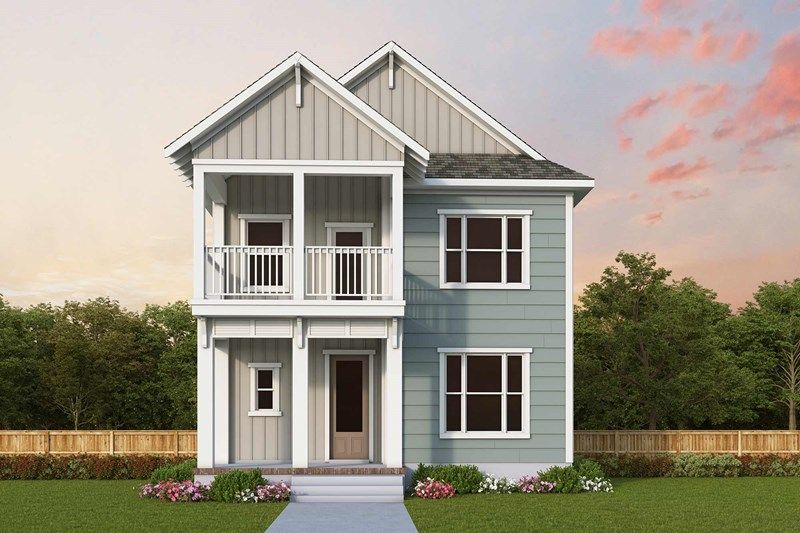 'Point Hope - Cottage Collection' by David Weekley Homes in Charleston