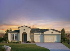 Walthall - Sierra at Alamar: Avondale, Arizona - David Weekley Homes