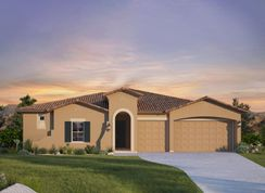 Saddleback - Sierra at Alamar: Avondale, Arizona - David Weekley Homes