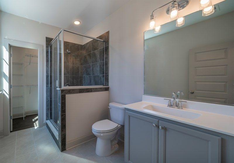 Bathroom featured in the Aviana By David Weekley Homes in Atlanta, GA