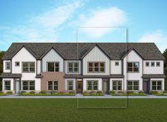 Northmoor - Waverly Townhome Collection: Charlotte, North Carolina - David Weekley Homes