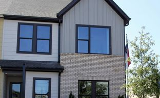 Waverly Townhome Collection by David Weekley Homes in Charlotte North Carolina