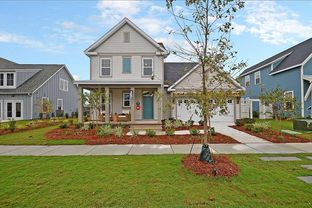 Bridges - Nexton - Midtown - The Village Collection: Summerville, South Carolina - David Weekley Homes