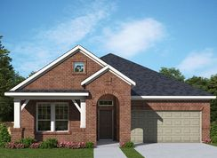 Longspur - Tavolo Park Cottages: Fort Worth, Texas - David Weekley Homes