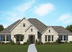 Sagewood - Build on Your Lot - Executive Collection: Bulverde, Texas - David Weekley Homes