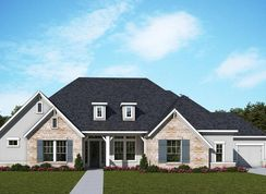 Gabrielle - Build on Your Lot - Executive Collection: Bulverde, Texas - David Weekley Homes