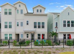 Deancross - Villas at Payne Park Village: Sarasota, Florida - David Weekley Homes