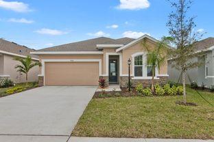 Caribou - North River Ranch - Garden Series: Parrish, Florida - David Weekley Homes