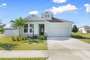 Hacienda - North River Ranch - Garden Series: Parrish, Florida - David Weekley Homes