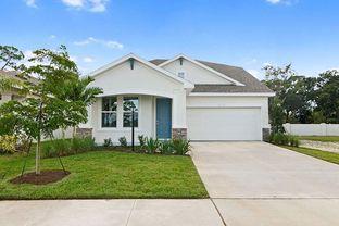 Gemstone - North River Ranch - Garden Series: Parrish, Florida - David Weekley Homes