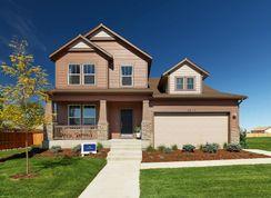 Silverstone - Timnath Lakes: Timnath, Colorado - David Weekley Homes