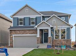 Warren - Brighton Crossings: Brighton, Colorado - David Weekley Homes
