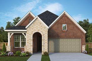 Elson - Harvest Green 45': Richmond, Texas - David Weekley Homes