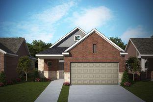 Linwood - Berry Creek - Hidden Oaks: Georgetown, Texas - David Weekley Homes