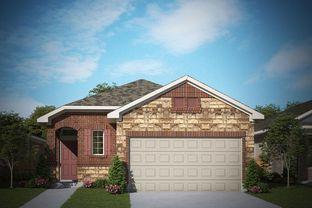 Hathaway - Berry Creek - Hidden Oaks: Georgetown, Texas - David Weekley Homes
