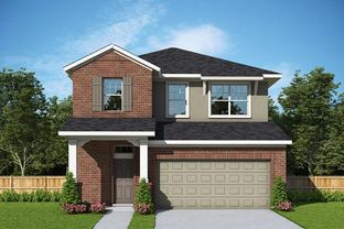 Grayson - Berry Creek - Hidden Oaks: Georgetown, Texas - David Weekley Homes