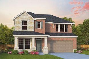 Ivyridge - Parks at Rosehill: Garland, Texas - David Weekley Homes