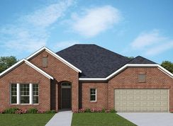 Dominic - Gateway Parks Classic: Forney, Texas - David Weekley Homes