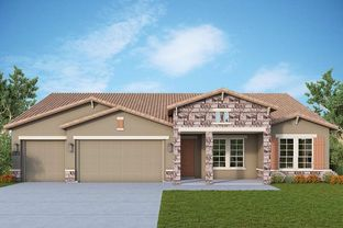 Foxhall - Harvest - Saddlestone Collection: Queen Creek, Arizona - David Weekley Homes