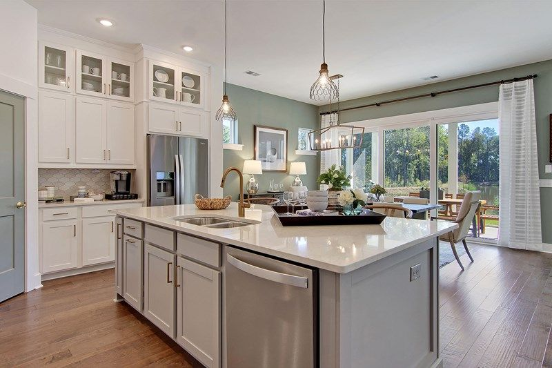 Kitchen featured in the Keaton By David Weekley Homes in Charleston, SC