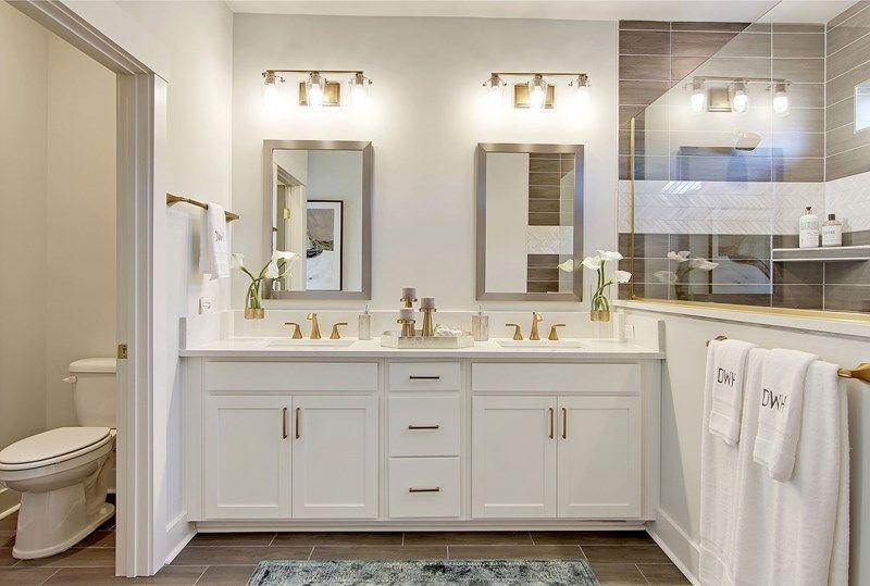 Bathroom featured in the Keaton By David Weekley Homes in Charleston, SC