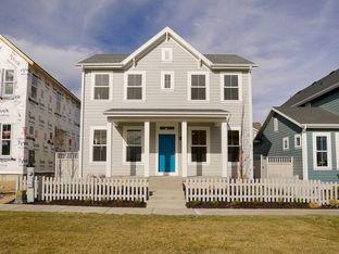 Clayton - Envision at Daybreak: South Jordan, Utah - David Weekley Homes