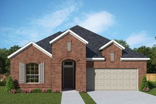 Raddington - Pecan Square: Northlake, Texas - David Weekley Homes