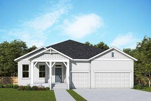 Pinebrook - Enclave at Wolf Ranch: Colorado Springs, Colorado - David Weekley Homes