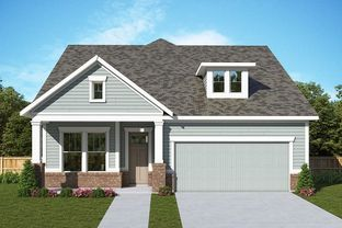 Cartwright - The Retreat at Sterling on the Lake 48': Flowery Branch, Georgia - David Weekley Homes
