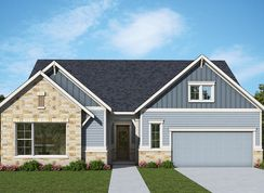 Lockview - The Retreat at Sterling on the Lake 58': Flowery Branch, Georgia - David Weekley Homes