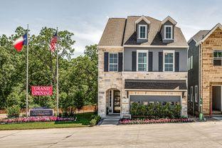 Morosco - The Grove at White Rock Hills - Park: Dallas, Texas - David Weekley Homes