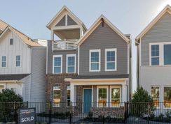 Hebron - Edgewater in the River District: Fort Worth, Texas - David Weekley Homes